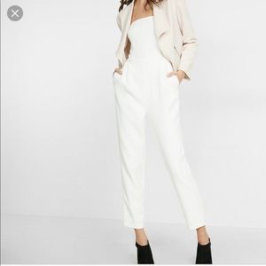 White Jumpsuit NWT